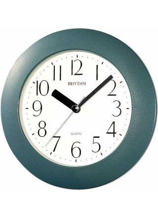 Rhythm wall clock Gray 4KG652-WR08