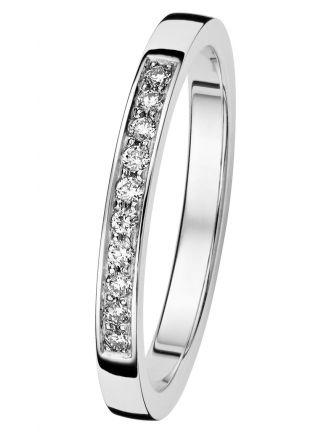 Kohinoor 033-240V-10 Diamond Ring White Gold Stella