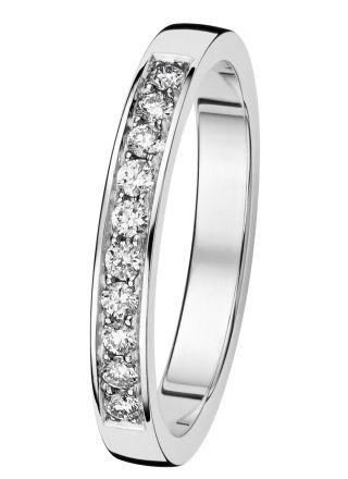 Kohinoor White Gold 033-240V-20 Stella ring
