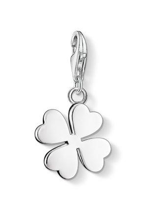 Thomas Sabo Charm Club Four-Leaf Clover charm 0050-001-12
