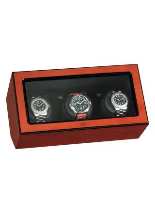 Beco Atlantic Watch Winder For 3 Watches 309303