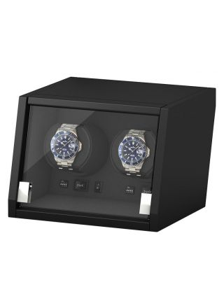 Boxy Castle Watchbox for 2 Watches 309399