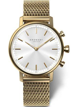 Kronaby Carat KS0716/1 Hybrid Smart Watch