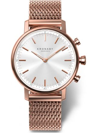Kronaby Carat KS1400/1 Hybrid Smart Watch