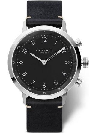 Kronaby Nord KS3126/1 Hybrid Smart Watch