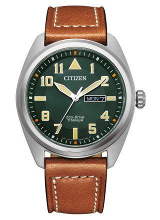 Citizen Eco-Drive Super Titanium BM8560-11X