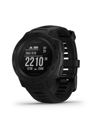 Garmin Instinct Tactical Black WW Smart Watch 010-02064-70