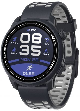 COROS Pace 2 Dark Navy with Silicone band WPACE2-NVY