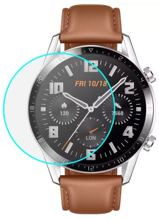 Screen protector glass for Huawei Watch GT2 46mm