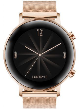 Huawei Watch GT2 (42mm) Gold metal strap Smart Watch 55024610