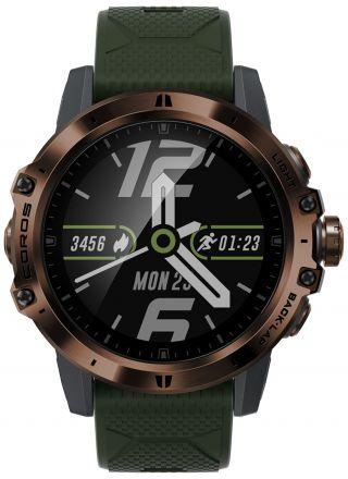 COROS Vertix Mountain Hunter - Green WVTX-GLD
