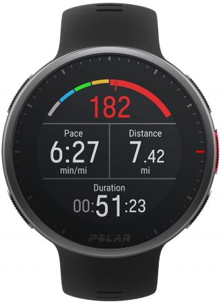 Polar Vantage V2 Black Heart Rate Monitor