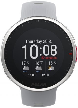 Polar Vantage V2 Grey-Lime Premium Sportwatch