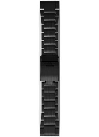 Garmin Fenix 5X Quickfit 26mm DLC titanium strap 010-12580-00