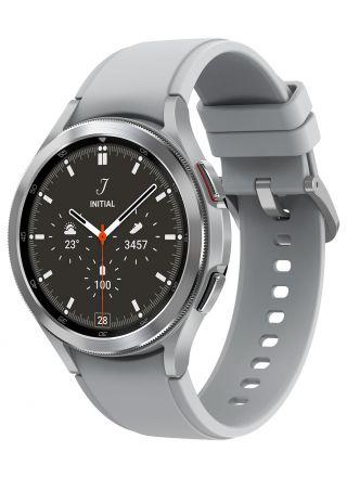 Samsung Galaxy Watch4 Classic LTE Silver 46 mm SM-R895FZSAEUD