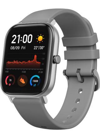 Amazfit GTS Lava Grey Smart Watch A1914