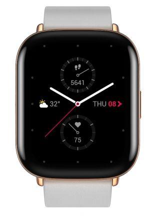 Zepp E Square Moon Grey smart watch